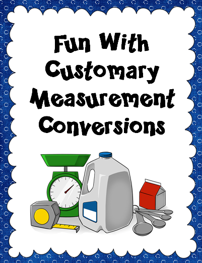 Concept Appropriate Tools for Customary Measurement