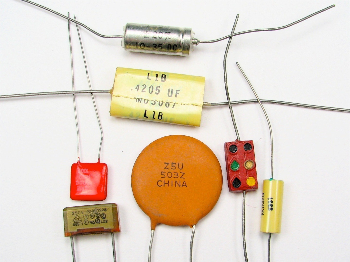Concept Capacitors