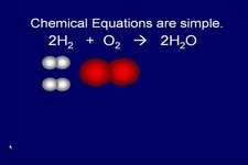 Concept Chemical Equations
