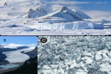 Concept Deposition by Glaciers
