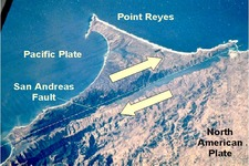 Concept Earthquakes at Transform Plate Boundaries