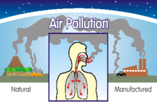 Concept Effects of Air Pollution on Human Health