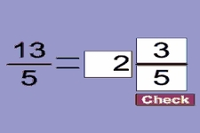 Concept Fraction and Mixed Number Comparison