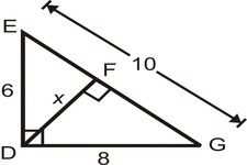 Concept Inscribed Similar Triangles
