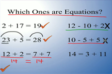 Concept Mental Math for Multiplication/Division Equations