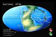 Concept Mesozoic Plate Tectonics