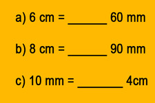 Concept Metric Length Comparison