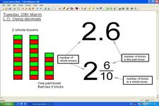 Concept Mixed Numbers as Decimals