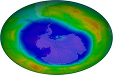Concept Ozone Depletion