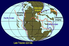 Concept Paleozoic Plate Tectonics