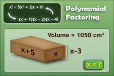 Concept Polynomials and Factoring