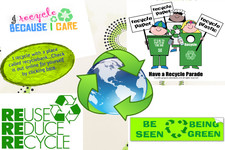 Concept Reduce, Reuse, and Recycle