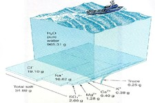 Concept Seawater Chemistry