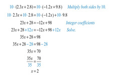 Concept Single Variable Multiplication Equations
