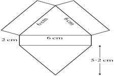 Concept Surface Area of Triangular Prisms