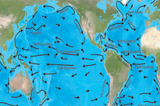 Concept Surface Ocean Currents