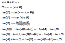 Concept Tangent Sum and Difference Formulas