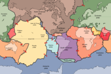Concept Theory of Plate Tectonics