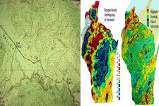 Concept Topographic and Geologic Maps