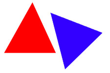 Concept Triangle Identification as Similar, Congruent, or Neither
