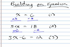 Concept Two-Step Equations and Properties of Equality