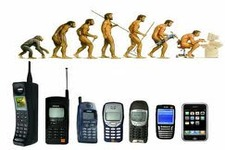 Concept Types of Evolution