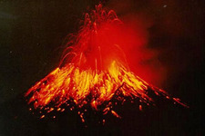 Concept Volcano Characteristics